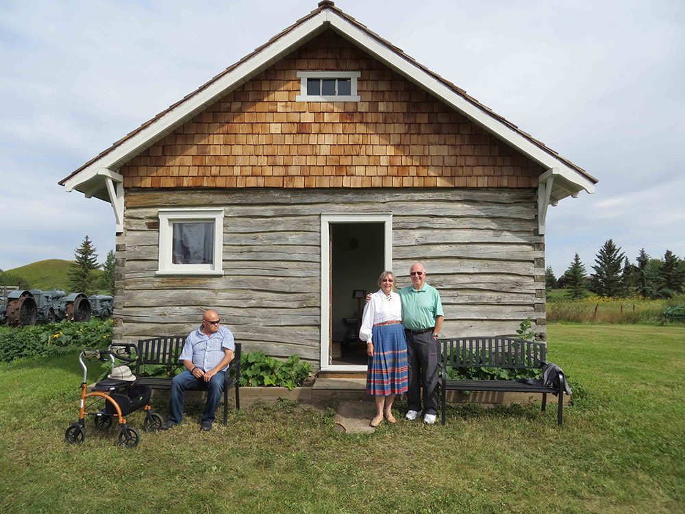 Visit to Stettler Museum