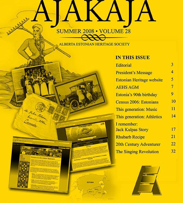 Ajajaka Issue #28